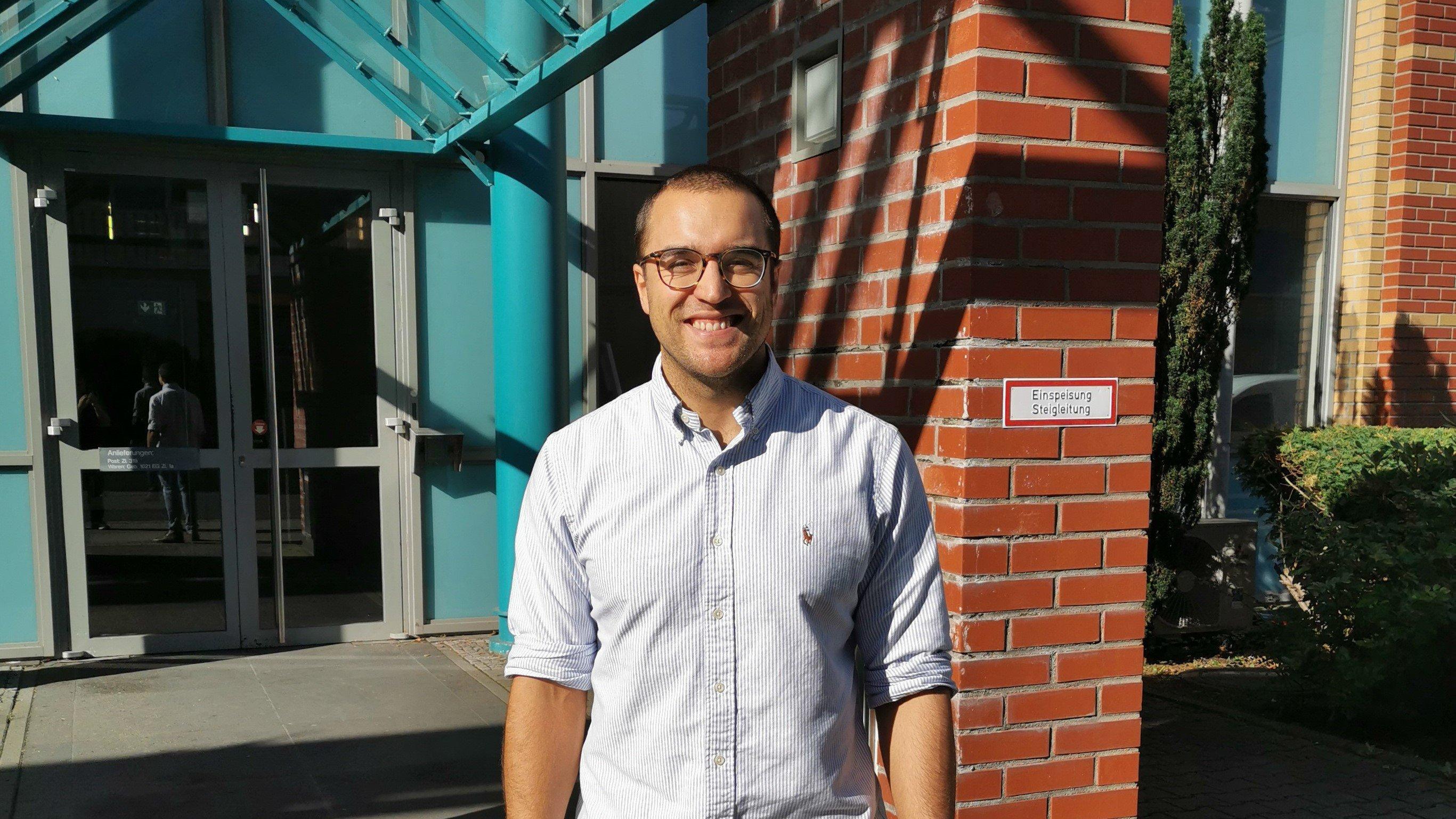 students@Evonik Markus Kokot