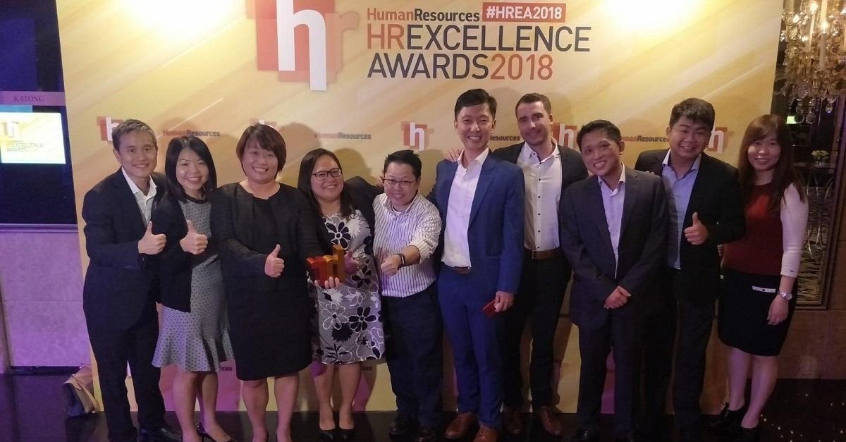 HREx Singapore 2018